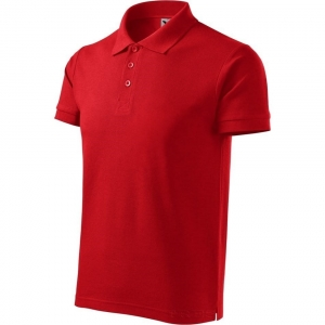 Koszulka polo Cotton Heavy 215